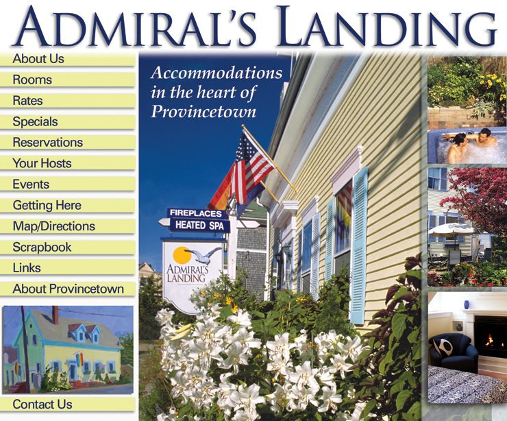 Admiral's Landing Guest House