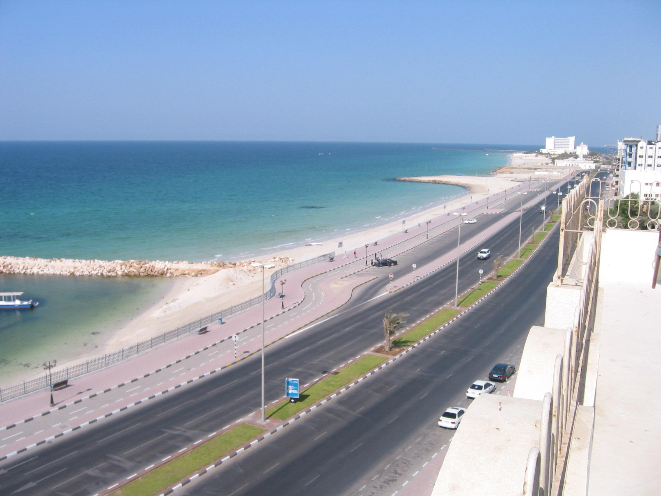 Ajman Beach