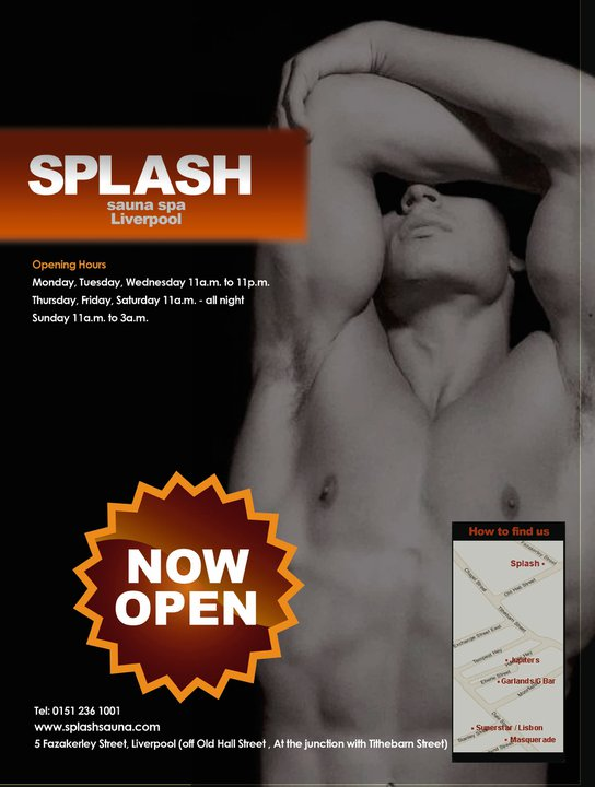 Splash Sauna