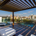Valencia Luxury Ayuntamiento II offers a range of chic penthouse apartments located close to Valencias Plaza del Ayuntamiento Square.