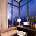 Stylish and modern, Studio M Hotel is located along Robertson Quay, just 10 minutes' drive from Orchard Road. It offers a 25-metre lap pool, free Wi-Fi and shuttle to shopping locations.