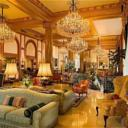 The Mercedes-Benz Superdome is a 13-minute walk from this historic, elegant Le Pavillon Hotel in the French Quarter. It features a restaurant and well-equipped gym along with spacious rooms with free Wi-Fi.