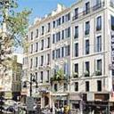 This Inter Hotel is set in central Marseille, 90 metres from La Canebière and 5-minutes walk from the Vieux-Port. It offers individually designed air-conditioned guest rooms with Wi-Fi.