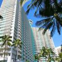 This Honolulu, Hawaii resort is adjacent to Waikiki Beach and a 12-minute walk from Ala Moana State Recreation Area. It features a restaurant with international cuisine and suites with private balconies.