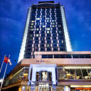 This popular hotel on Taksim Square is a real landmark, you can see it from many places. Rooms on top have a great view over the city.
