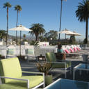 Located in the heart of Beverly Hills, California, just 1.5 miles from Rodeo Drive, this hotel offers on-site dining.  Free Wi-Fi is included in all guest rooms.
