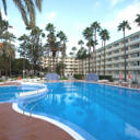 Playa del Sol features modern apartments with balconies overlooking the pool or gardens. Situated in the centre of Playa del Inglés, this adults-only complex is 15 minutes walk from the beach.