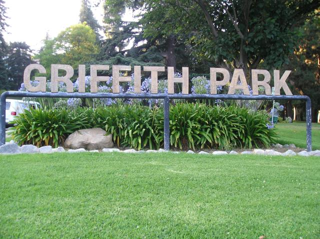 Griffith Park Gay Los Angeles Cruising Areas