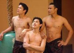 Джакузи, фитнес-залом, популярна в основном среди тайцев. Есть кар…
