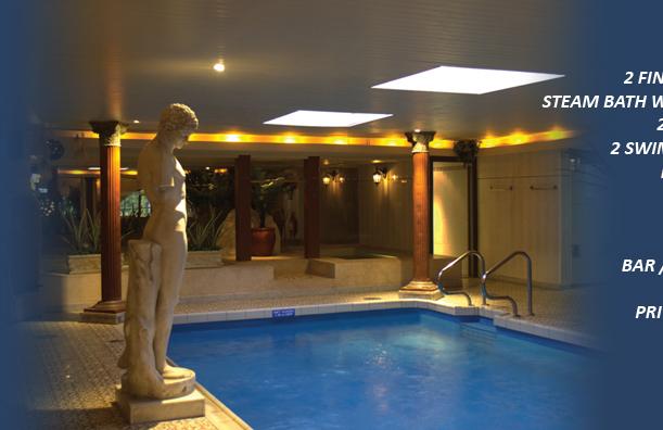 Sauna Kouros