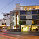 The Cosmopolitan Hotel is ideally located at the heart of vibrant St Kilda, 2 minutes from Acland Street's café culture and with a tram stop in front of the hotel.